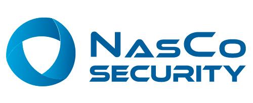 NasCo Security Header Menu Logo